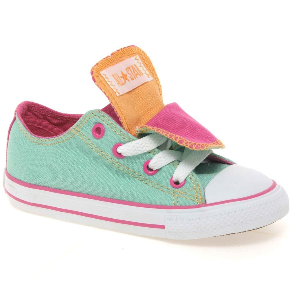 Converse All Star Oxford Girls Canvas Shoes: Charles Clinkard