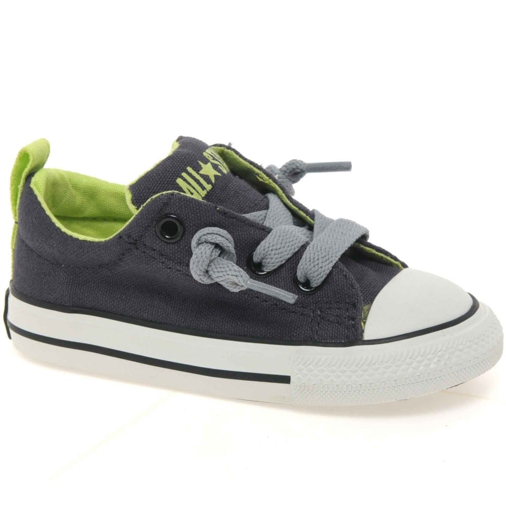 converse all boys lace up canvas shoes