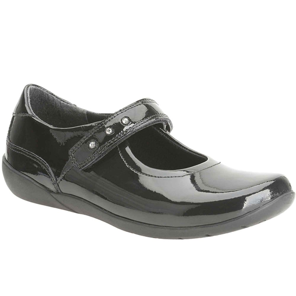 Shoes : Clarks : Clarks Genius Art Infant Girls School Shoes