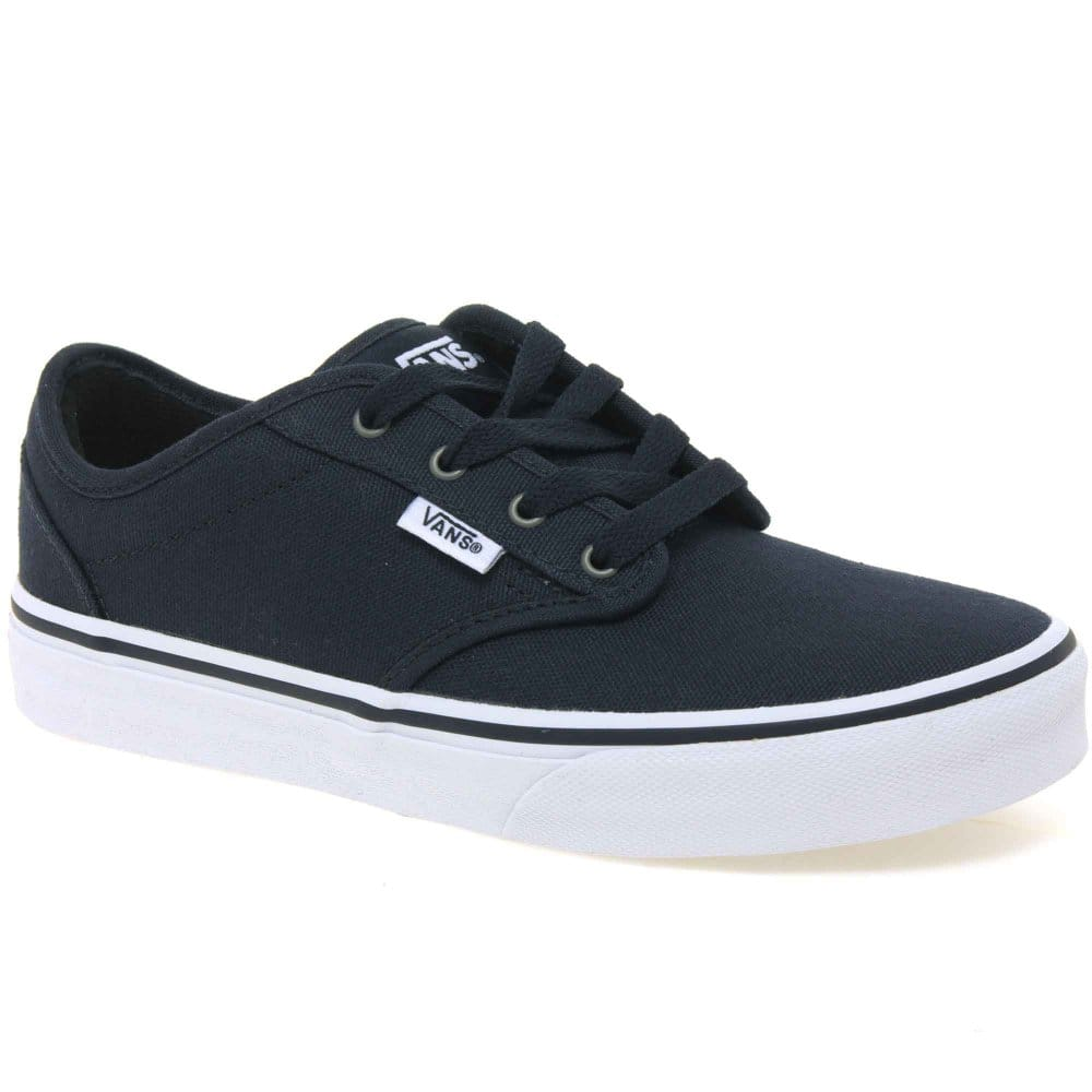 vans atwood youth childrens canvas shoes