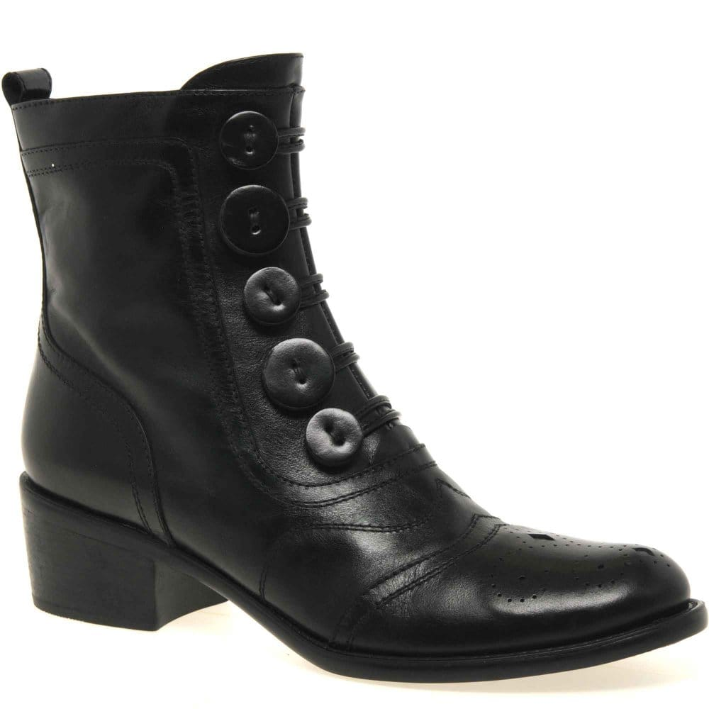 Cara London Elena Boots Leather Ankle Charles Clinkard