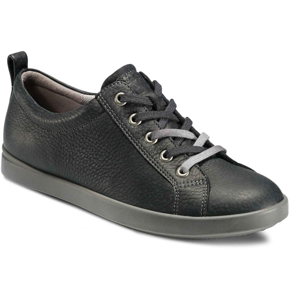 Ecco TravelSmith Black Womens Shoes larger image