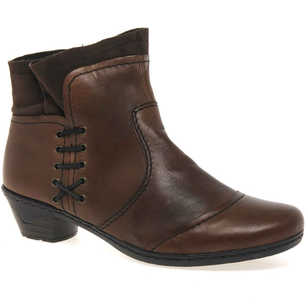 rieker womens ankle boots rieker from charles