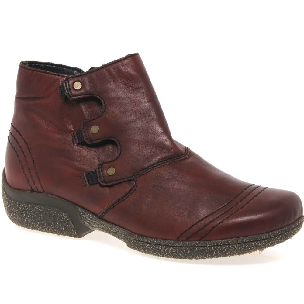 rieker triana womens ankle boots rieker from charles