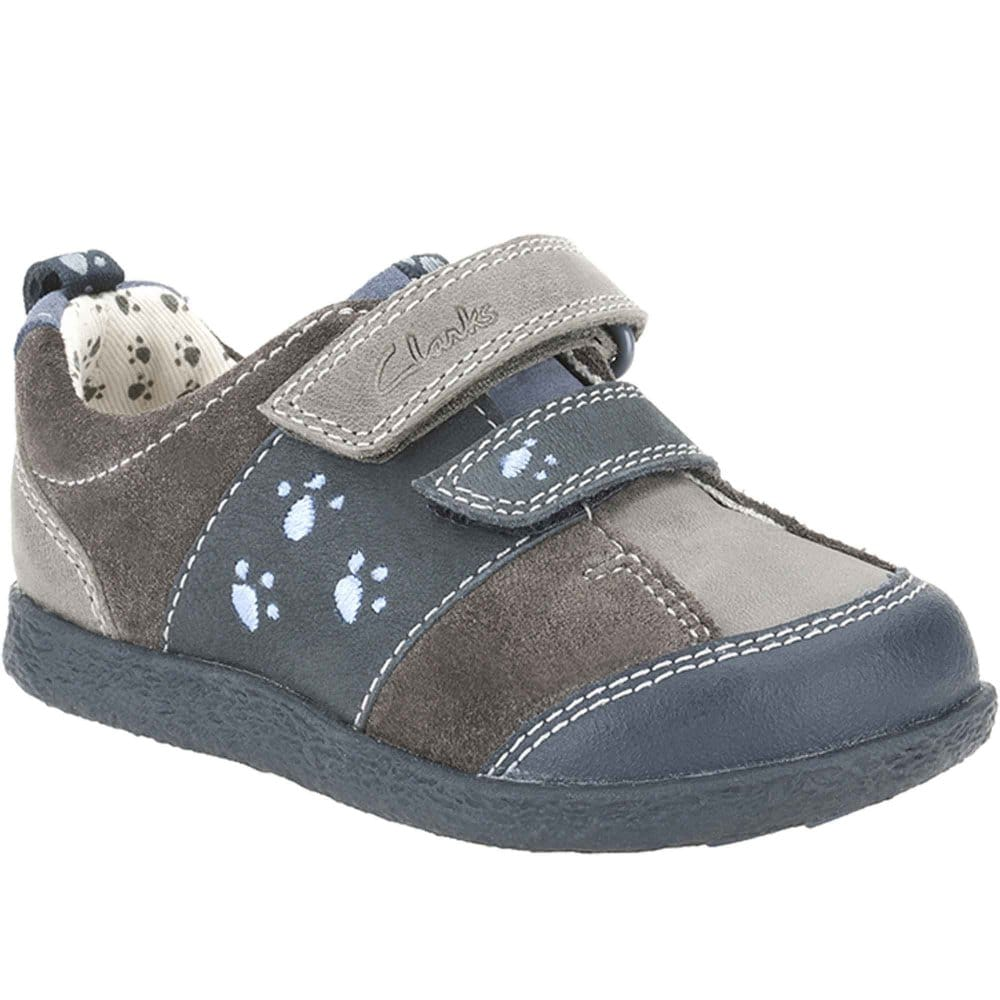 Clarks Shoes Velcro Fastening