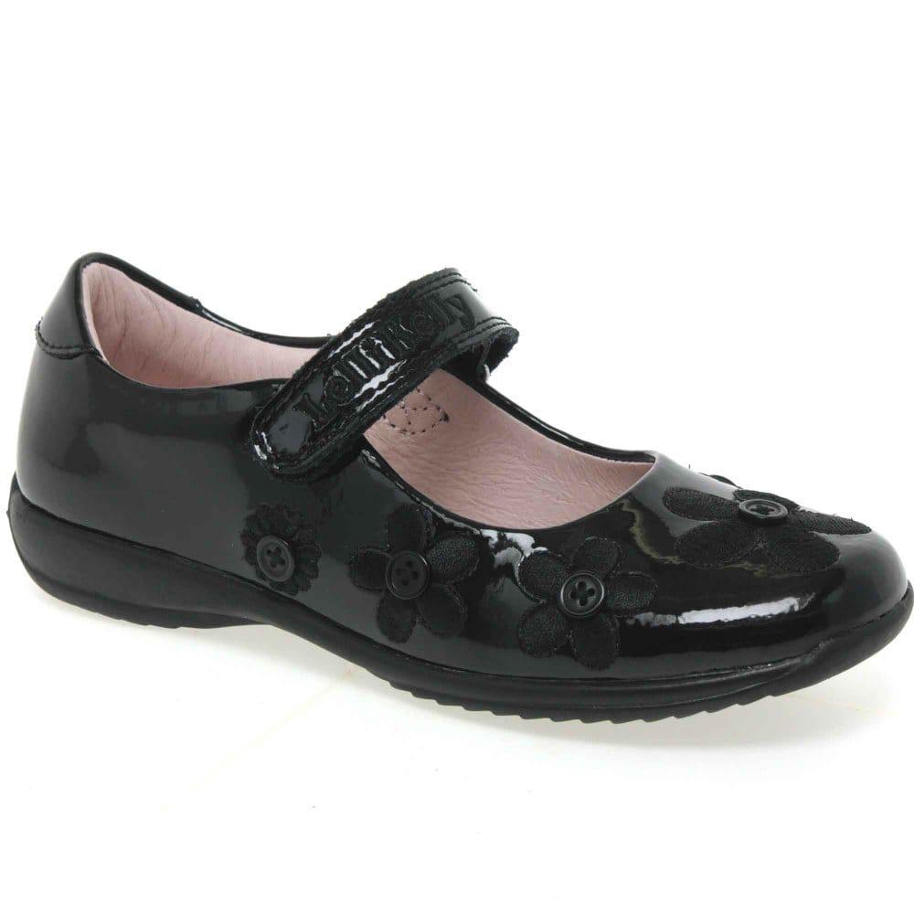Girls shoes lelli kelly lelli kelly zoe girls school shoes