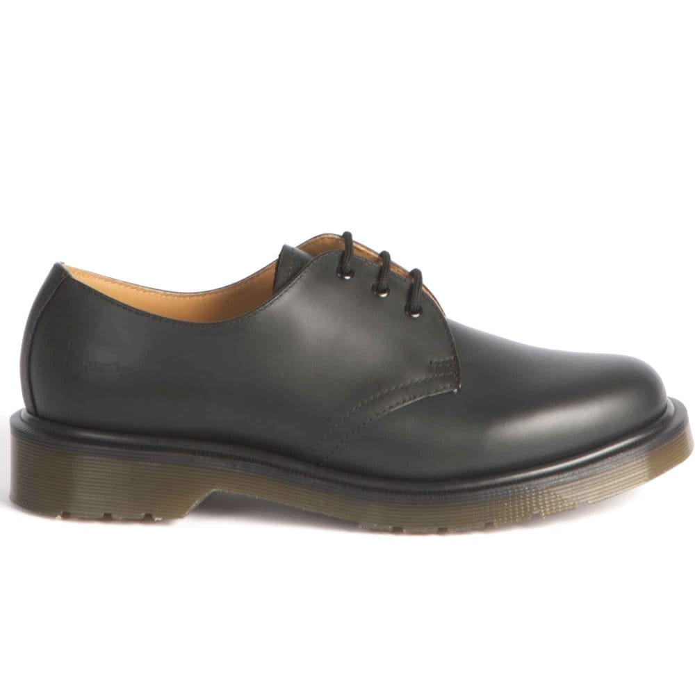 Dr. Martens 1461 Shoes | Black Leather | Charles Clinkard