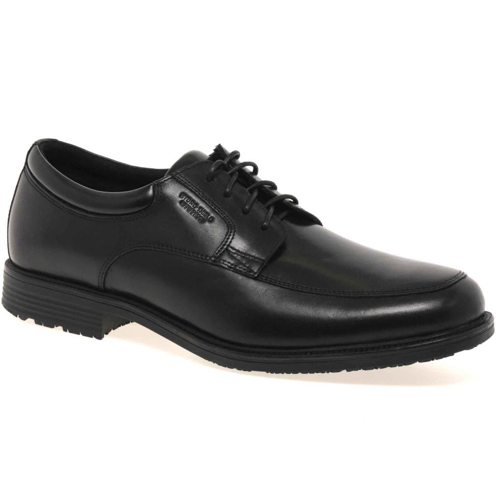 rockport essential apron mens lace up formal shoes