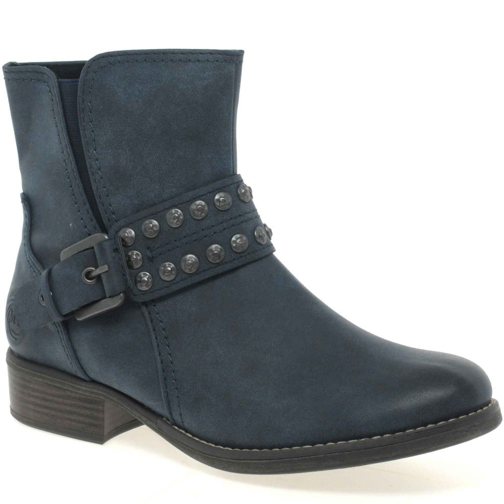 marco tozzi faith womens casual ankle boots marco tozzi