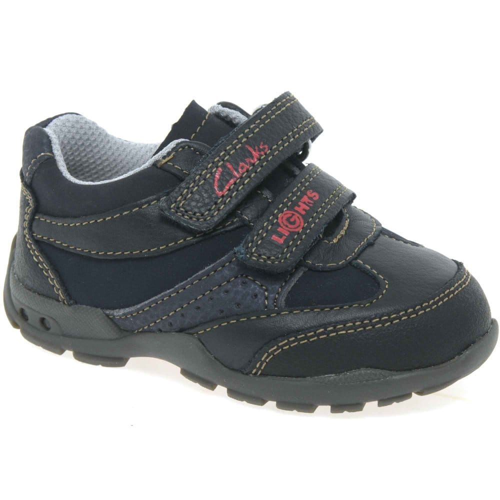 clarks flashtime boys casual shoes clarks from charles