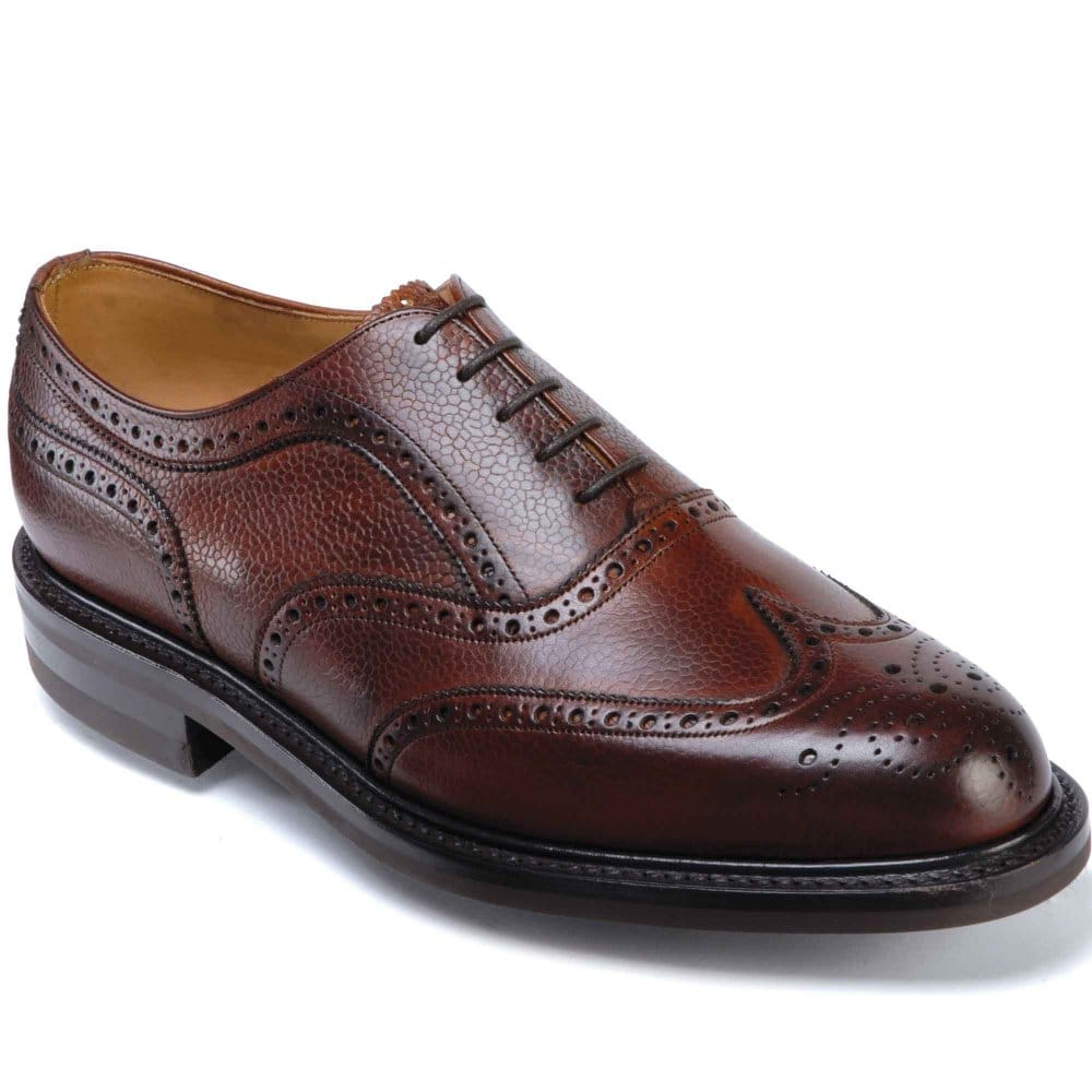 Cheaney Hythe Mens Formal Lace Up Shoes Cheaney From