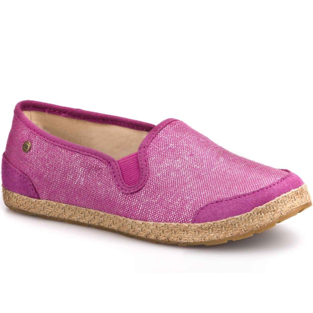 ugg australia danalia glimmer canvas shoes ugg