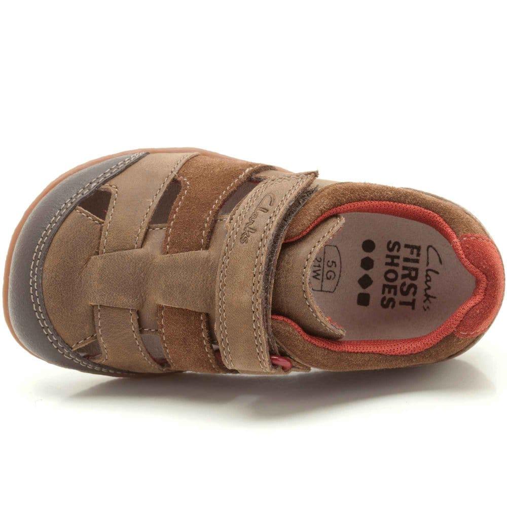 221eea934f41 Clarks Arden Boy Boys Sandals ~ Kids Sandals