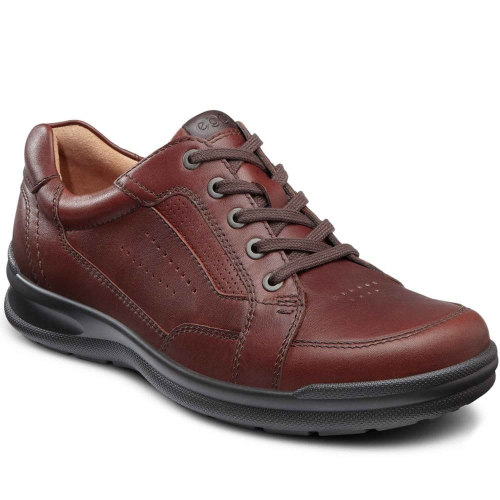 Ecco Remote Mens Slip On Leather Shoes | Charles Clinkard