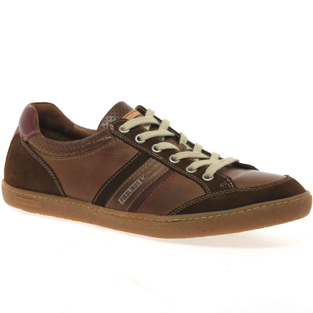 pikolinos belfast mens shoes leather charles clinkard