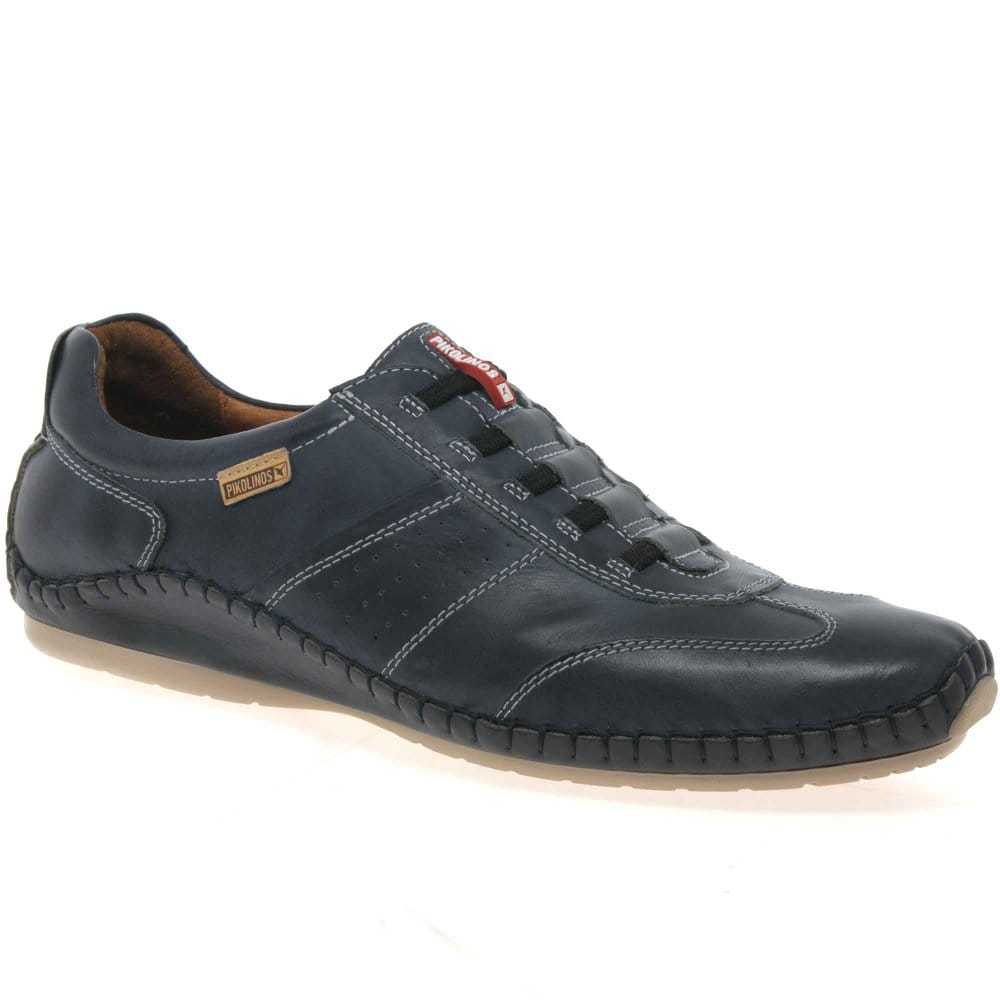 Mens Leather Sandalised Shoes