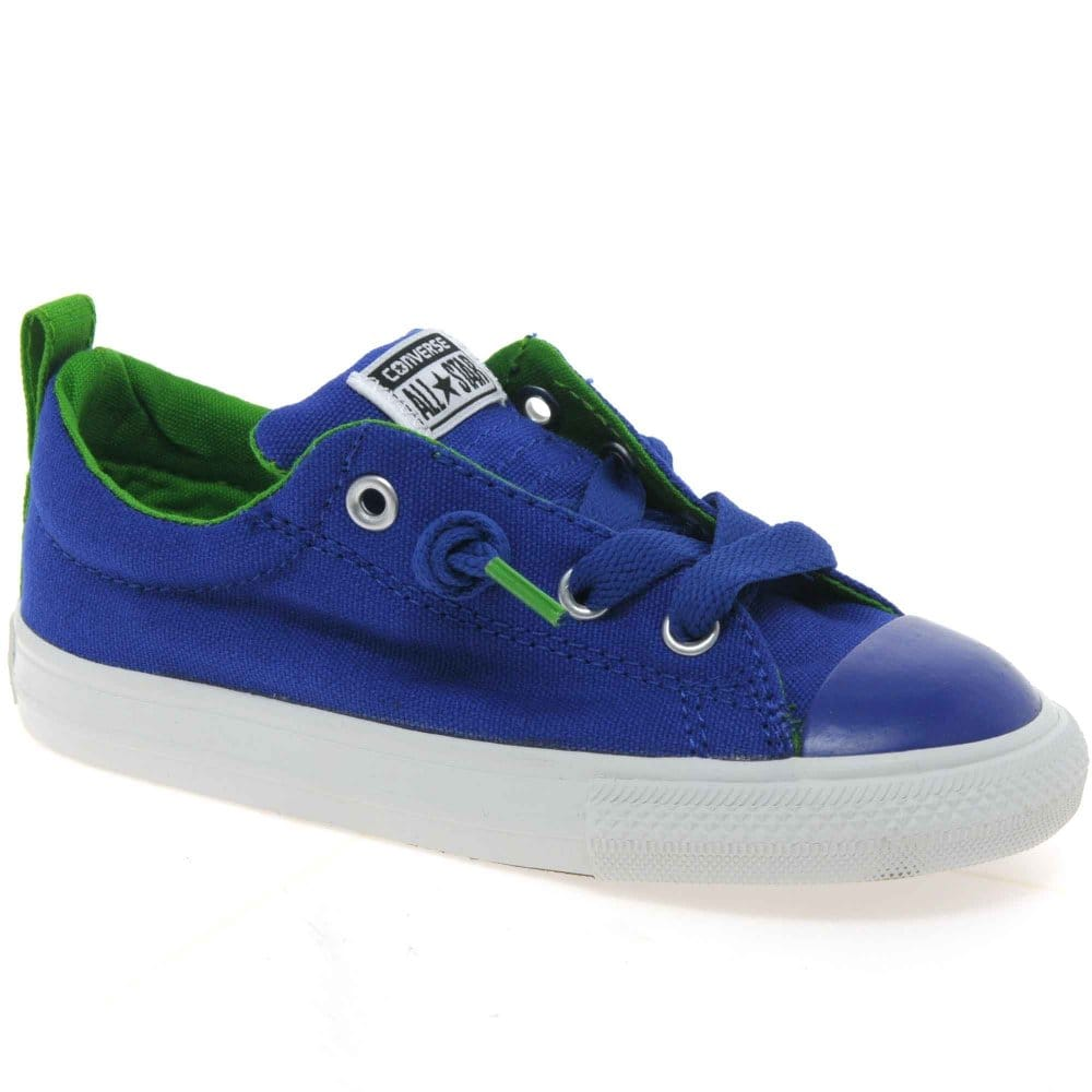 Converse Street Toddler Boys Shoes | Canvas | Charles Clinkard
