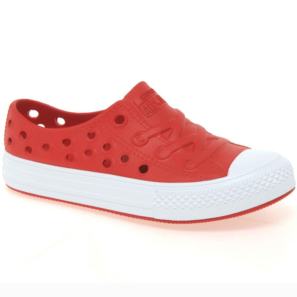 converse rockaway boys slip on shoes converse from charles clinkard. Black Bedroom Furniture Sets. Home Design Ideas