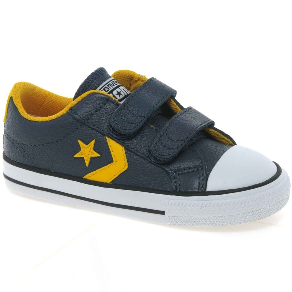 Converse Stay Player Infant Boys Shoes - Converse from ...