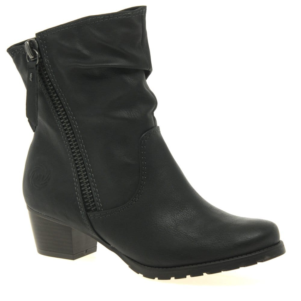 marco tozzi parton ankle boots charles clinkard