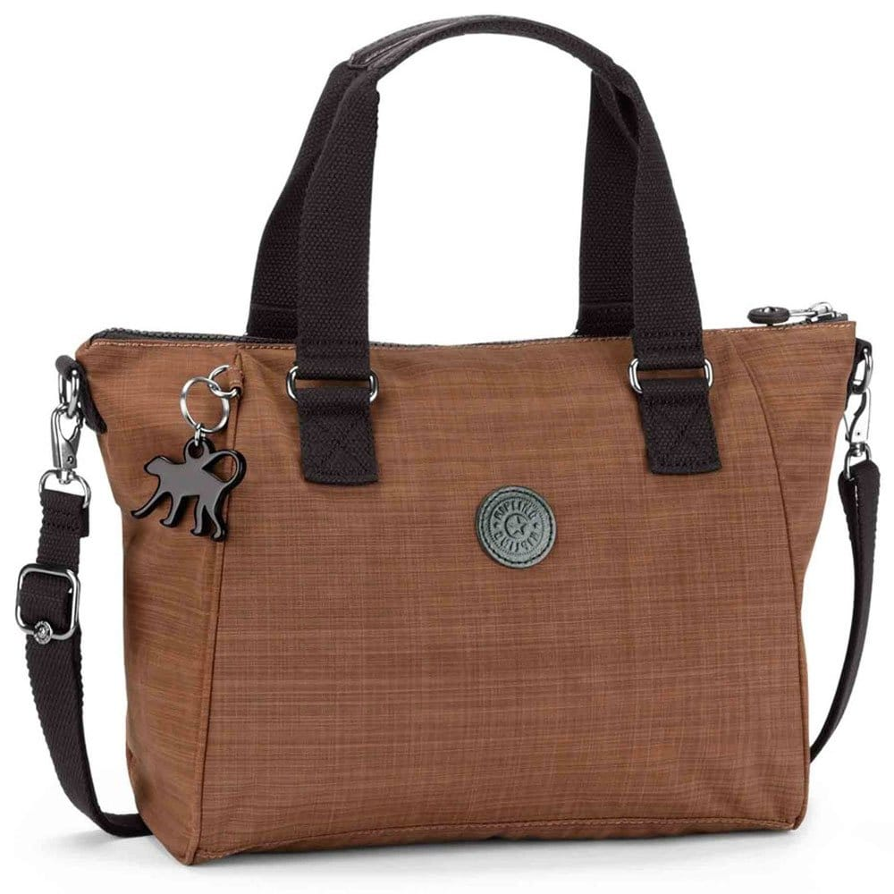 Kipling is a retailer that sells a variety of bags including handbags, totes, backpacks and laptop bags to customers all over the world. It is a division of VF Sportswear, Inc. According to reviews, customers appreciate the discounts and the wide range of products.