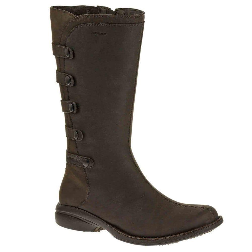 merrell captiva launch 2 waterproof womens boots