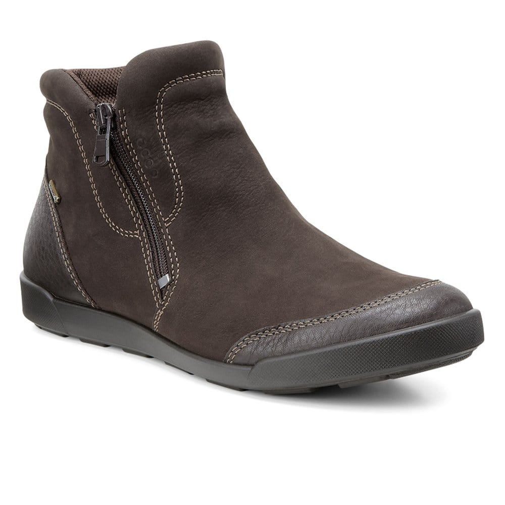 ecco crispin zip ankle boots charles clinkard