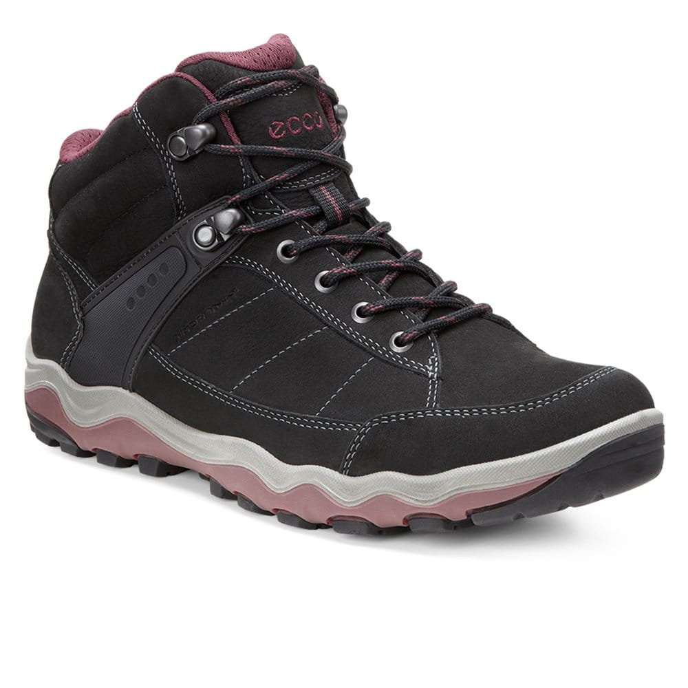 ecco ultra womens casual walking boots ecco from charles