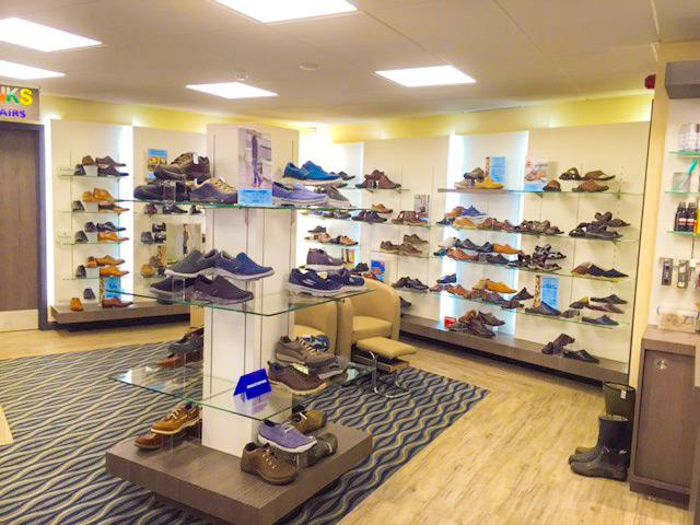 Stratford Shoe Store Refurbishment Home Blog