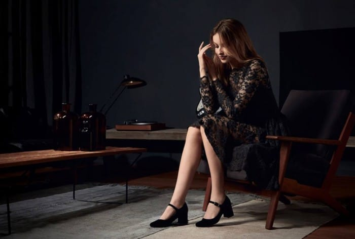 aa2ee669e6dc What shoes should I wear with a black dress
