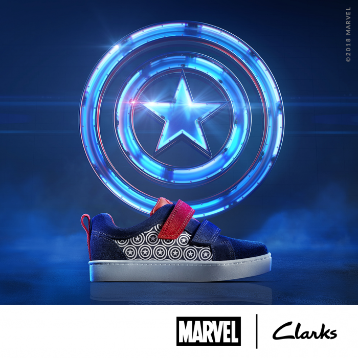 2e4566dd6fac3 Marvel X Clarks Kids: Join Earth's Mightiest Team! | Home › Blog