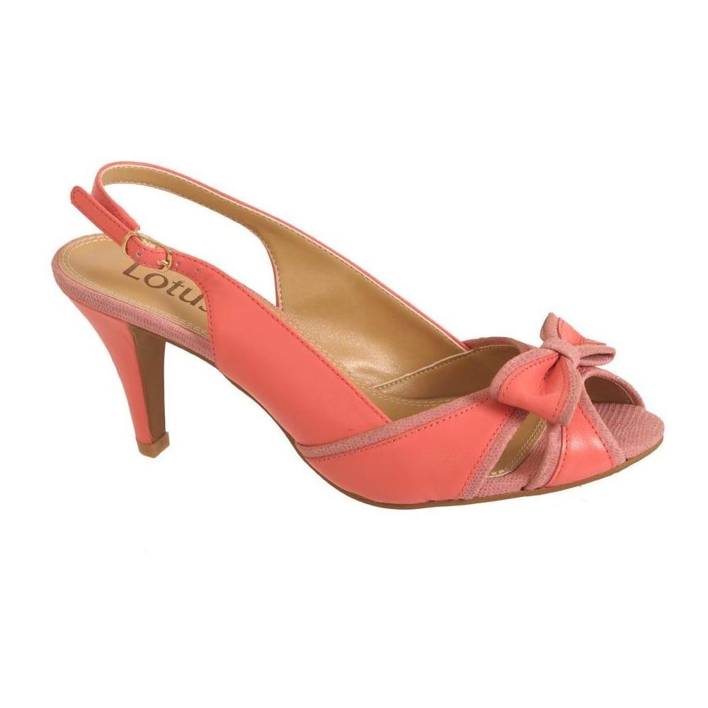 Shoes Lotus Narelle Ladies' Court Shoes 5159