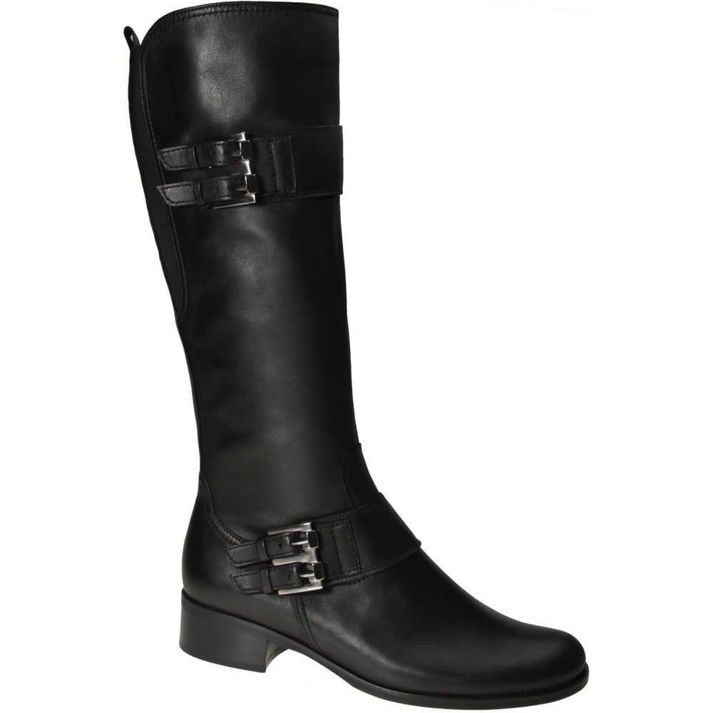 Boots Gabor Lana Leather/Nubuck Long Boots