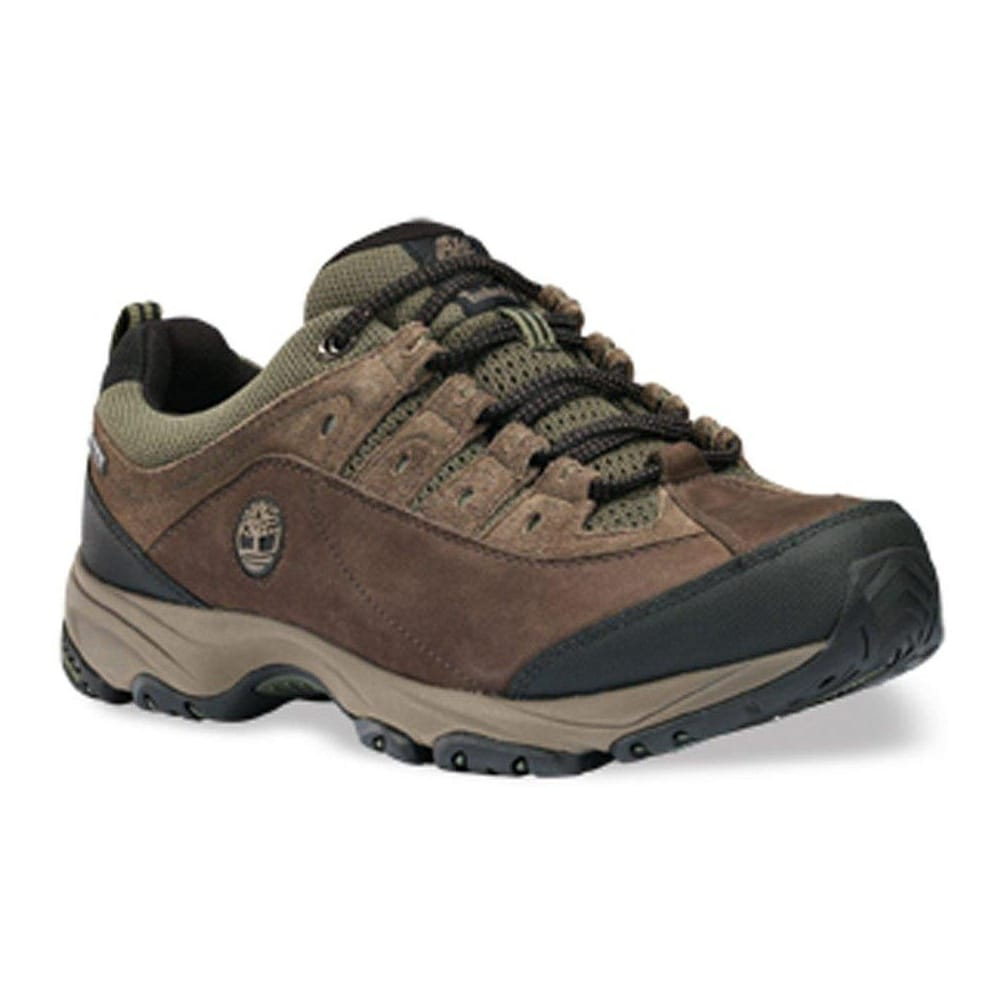 Timberland Ossipee Men S Gore Tex Dark Brown Lace Up