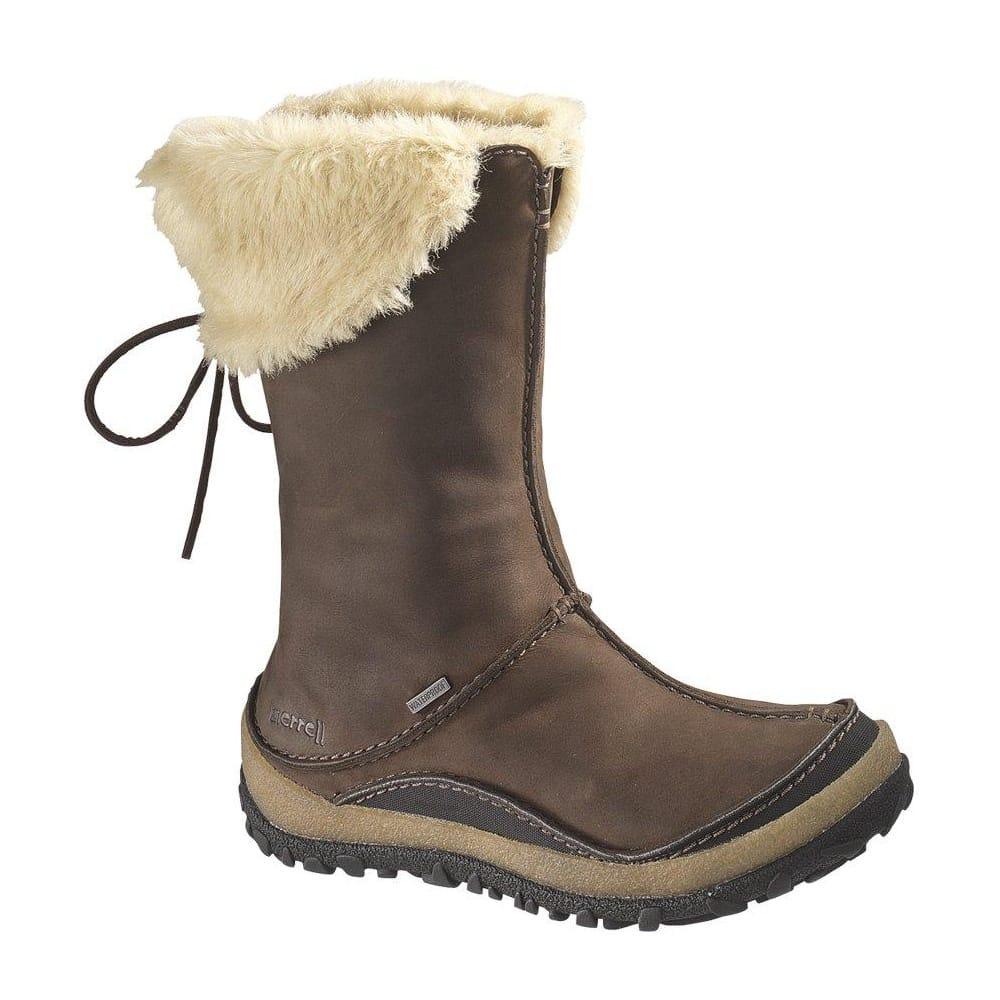 Merrell Oslo Ladies Warm Lined Waterproof Boots J68540