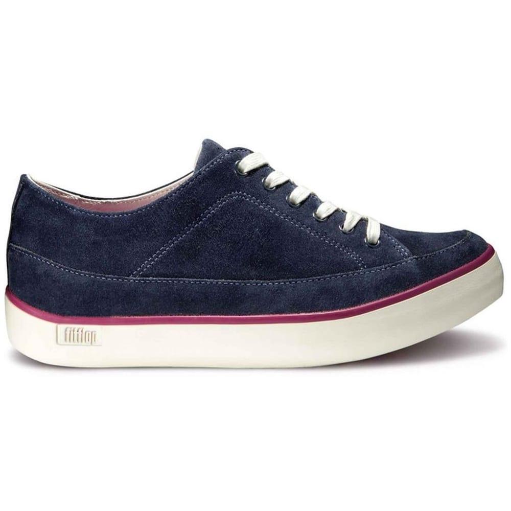 FitFlop Super T Ladies Sneakers: Navy