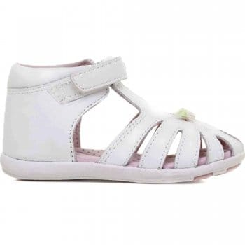 Geox Baby Sile Girl Rose Closed Toe