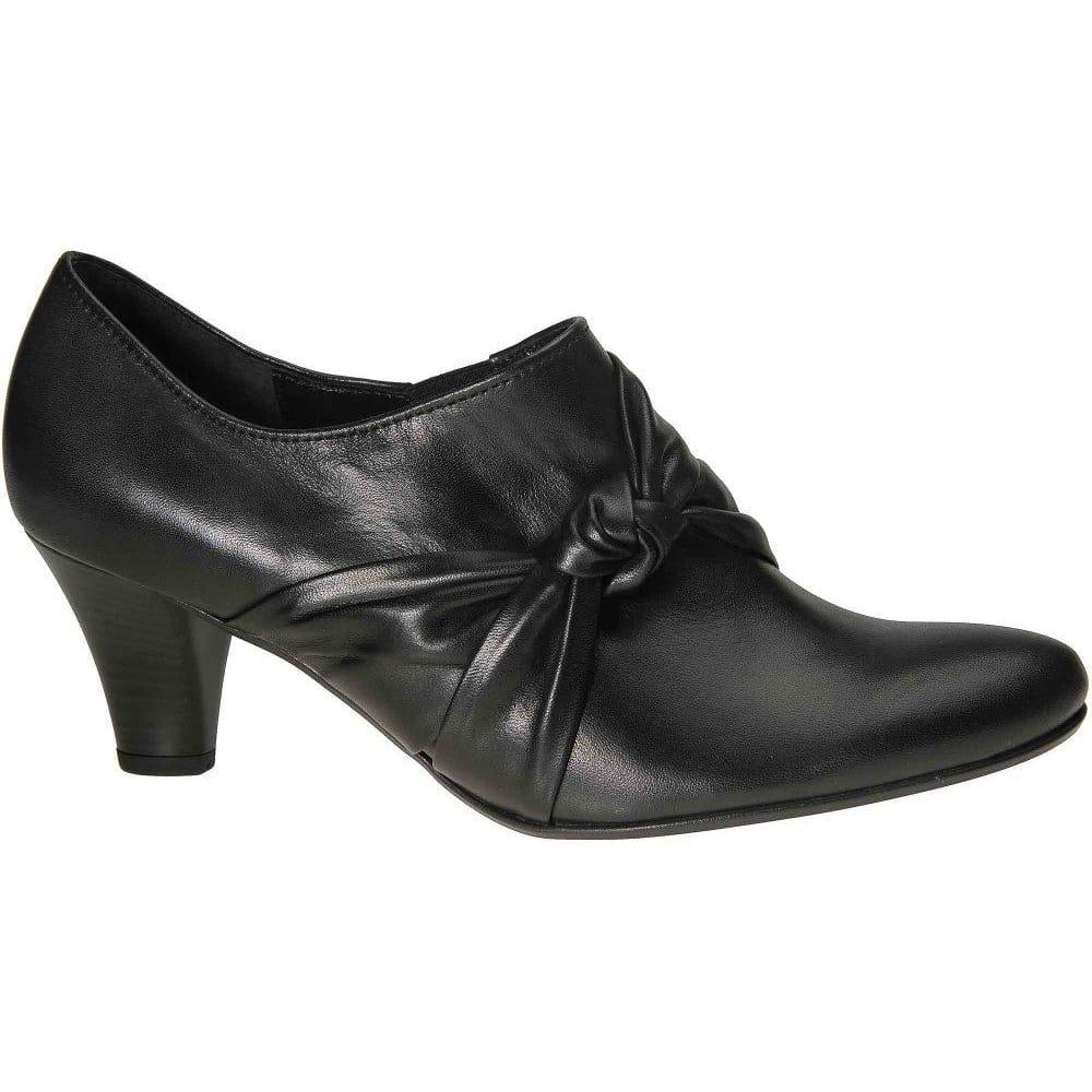 Gabor Agnes High Cut Court Shoes