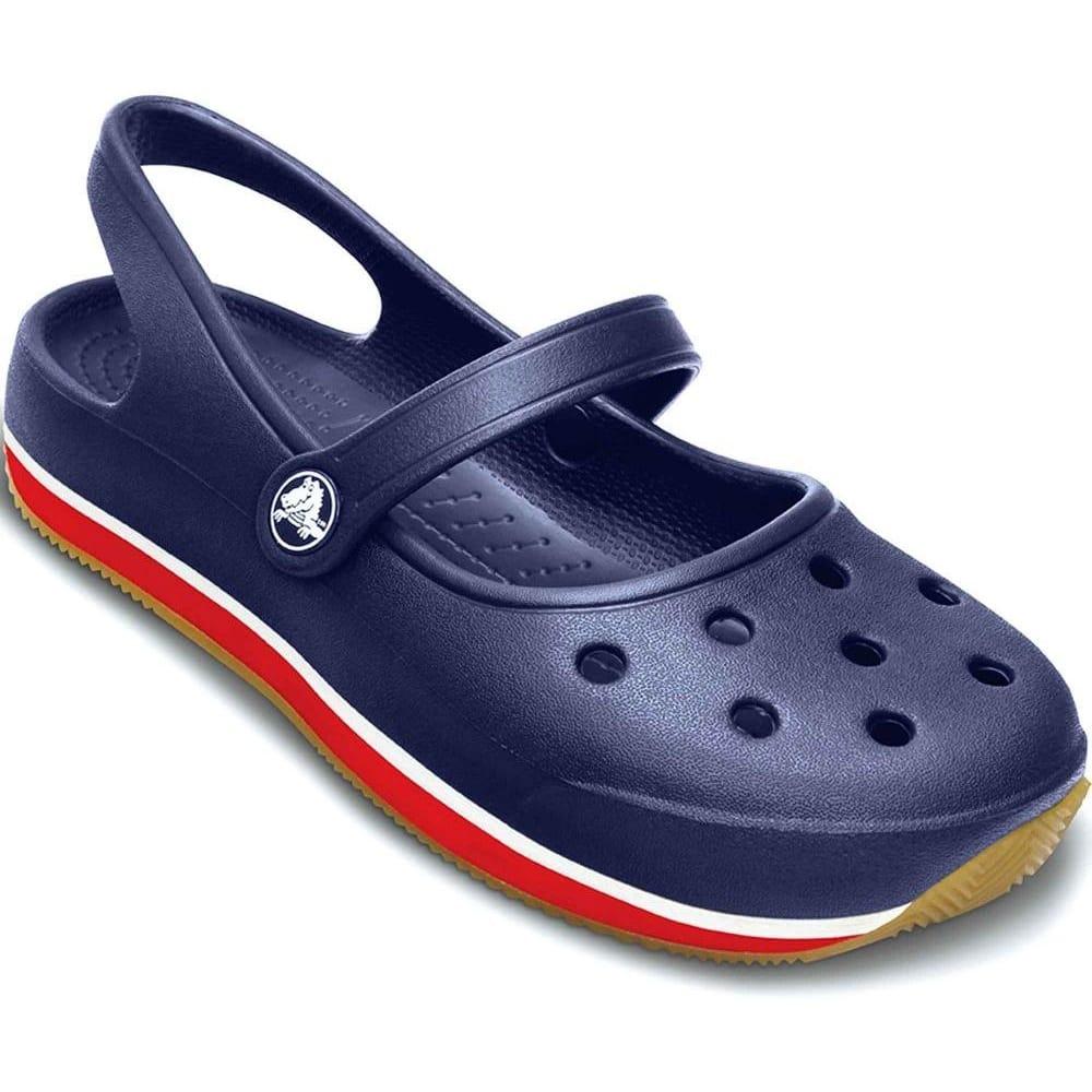 Crocs Retro Mary Jane Womens Casual