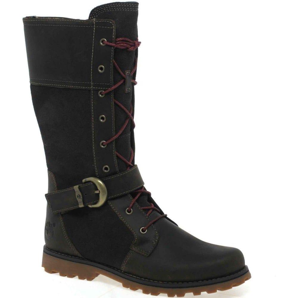 Mandated Calcolo Oggi  Timberland Bethel Buckle Long Boots | Charles Clinkard