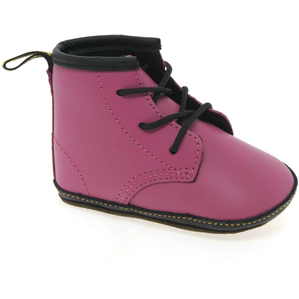 Dr. Martens Core Crib Booties | Hot