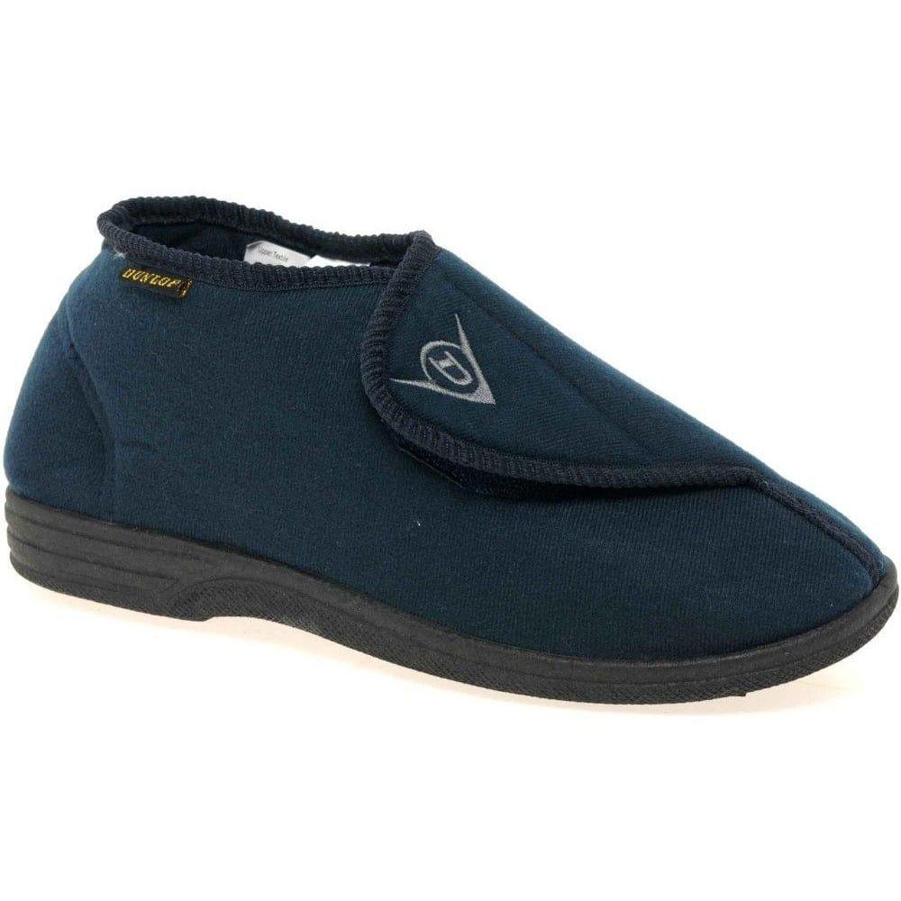 Dunlop Albert Mens Fabric Velcro