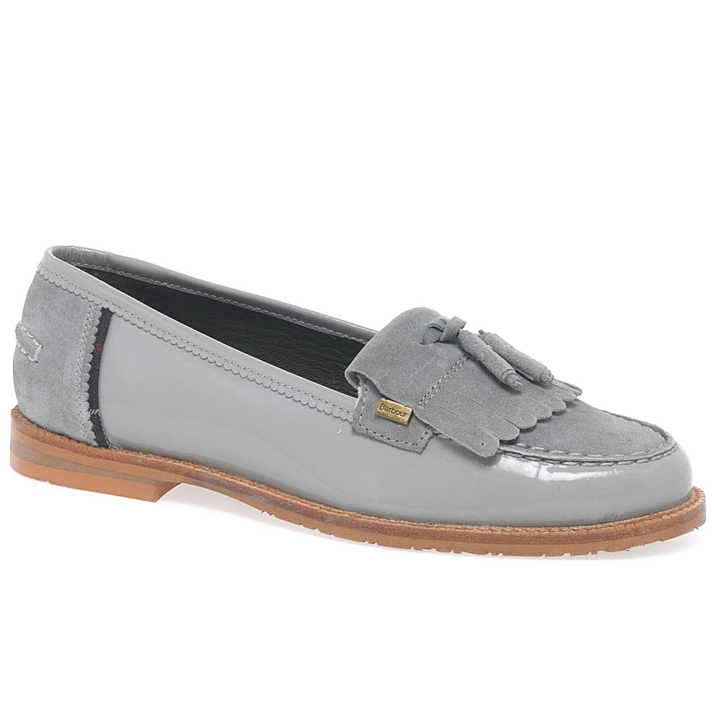 wide range new lower prices best Barbour Amber Loafer | Ladies Leather | Charles Clinkard