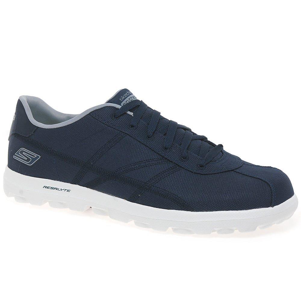 Skechers On The Go Canvas Trainers