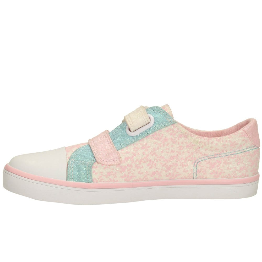 Girls Clarks Double Strap Shoes Gracie Bea