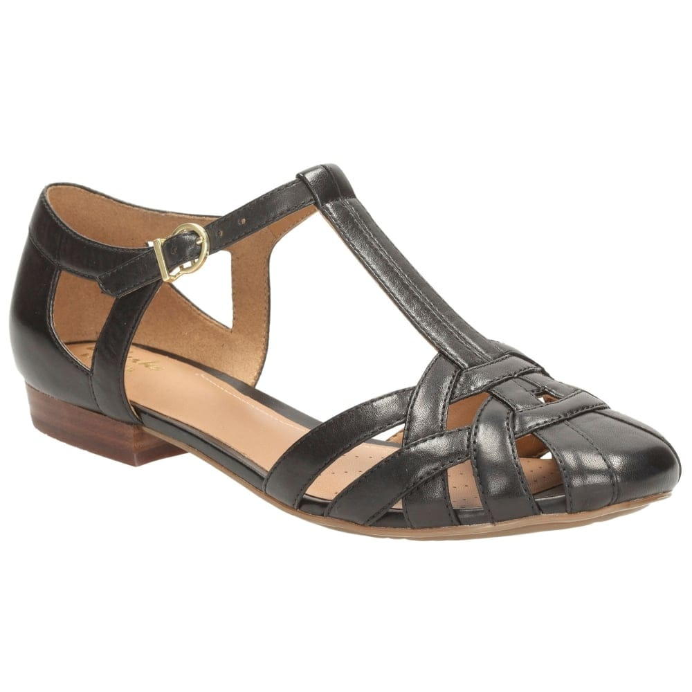 Alianza Anciano Fundir  Clarks Henderson Luck Womens Casual Sandals - Shoes from Charles Clinkard UK