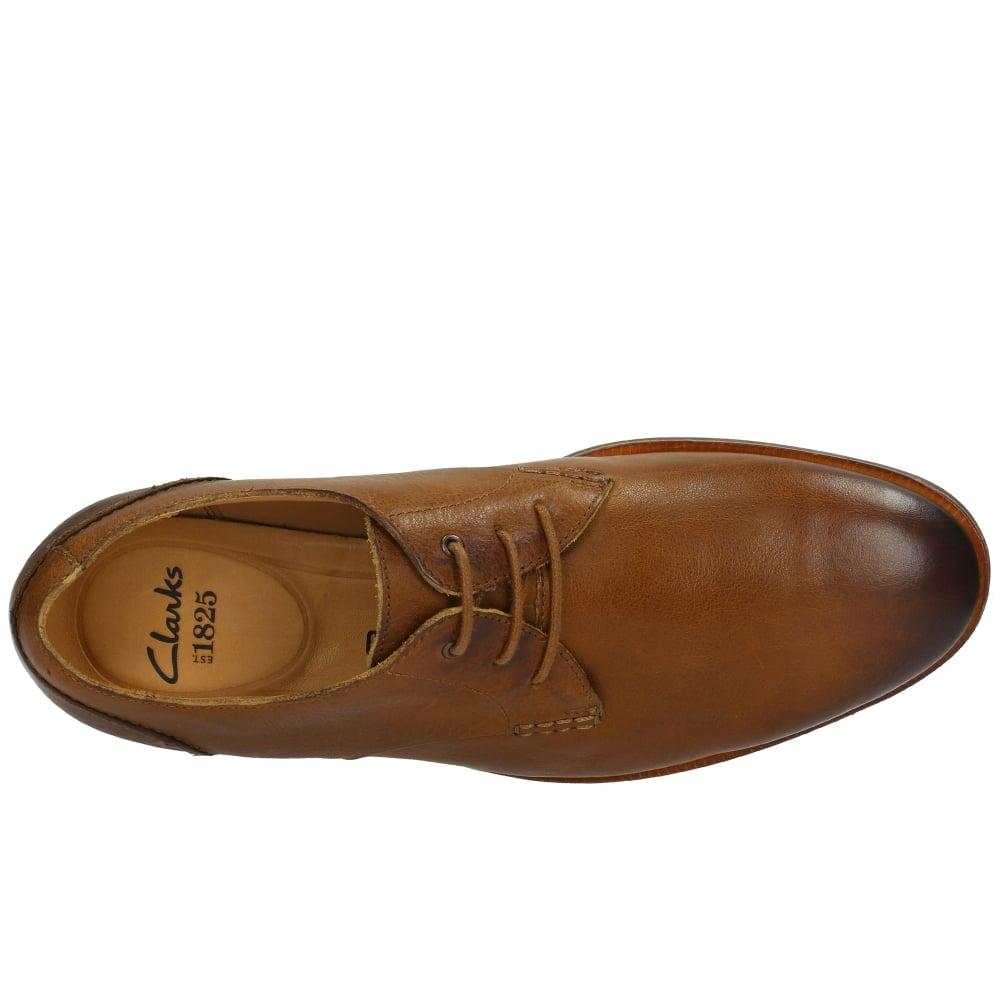 Guau Decano Maravilla  Clarks Broyd Walk Mens Formal Lace Up Shoes | Charles Clinkard
