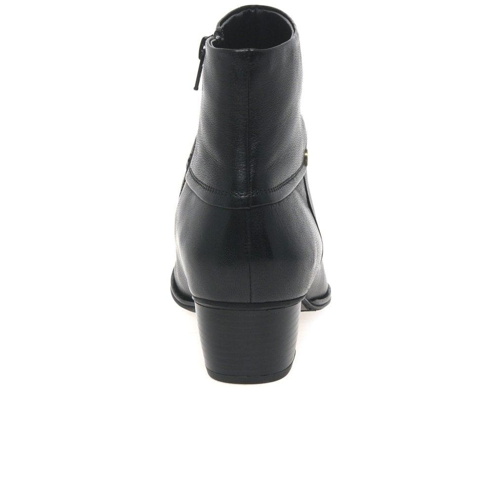 Van Dal Juliette Women's Black Ankle