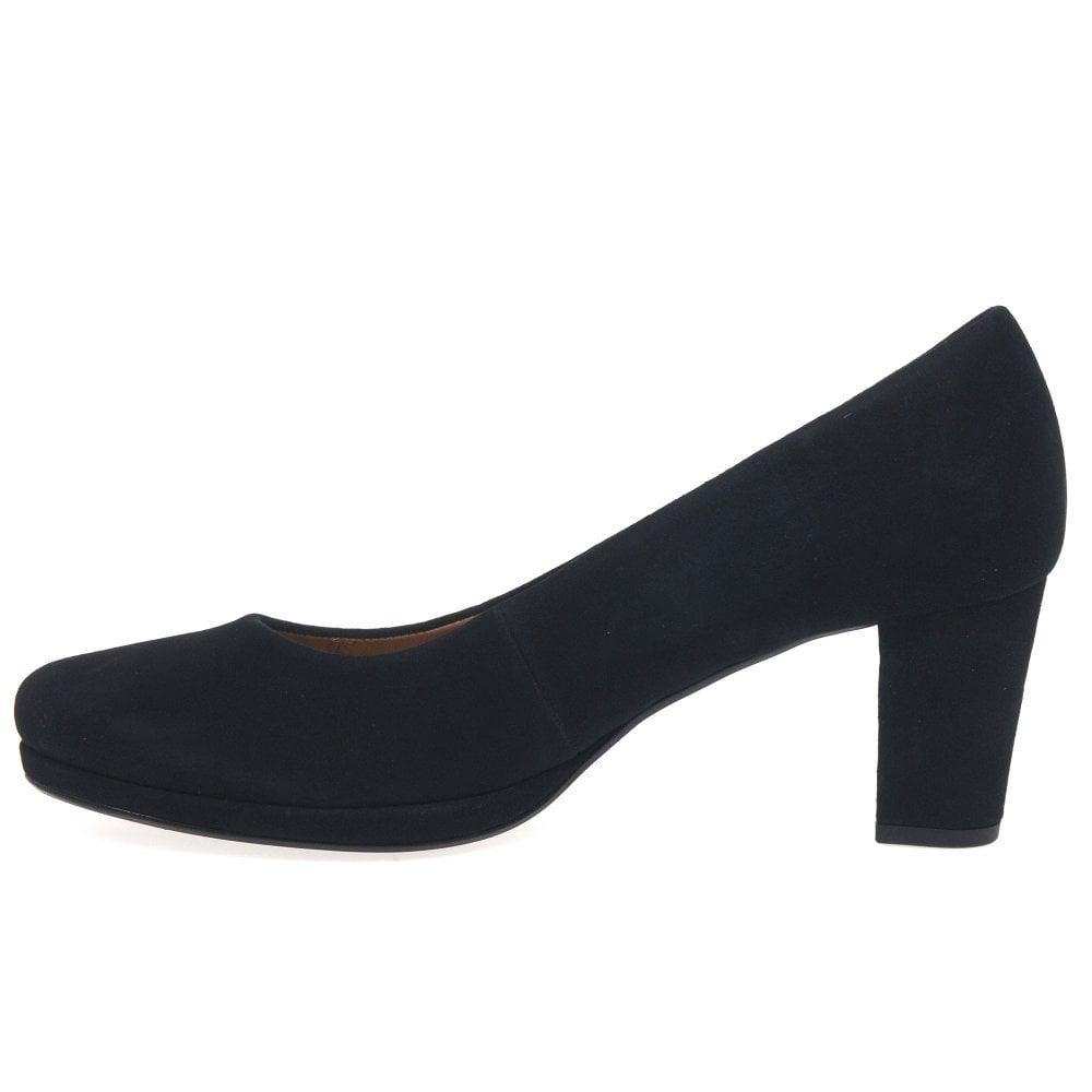 Gabor Ella Women's Suede Court Shoes