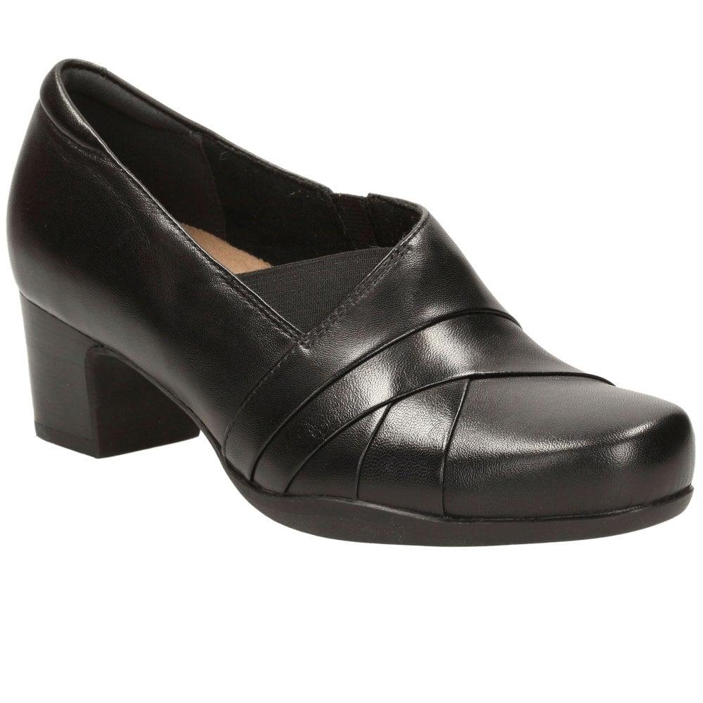 Clarks Rosalyn Adele Womens Smart Shoes